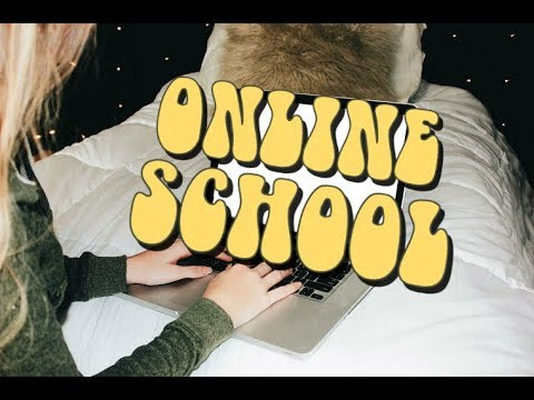 ALL ABOUT ONLINE SCHOOL | PART 2 + how convince your parents to let you do online school!
