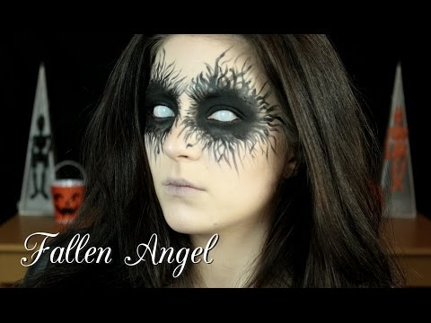 Halloween Tutorial: Fallen Angel
