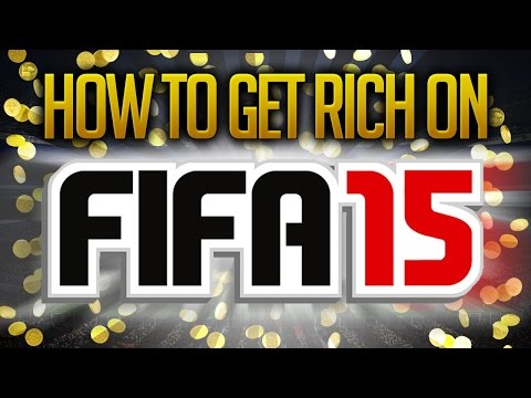 How to become RICH on fifa 15!!!FIFA 15 ULTIMATE TEAM GAMEPLAY!!