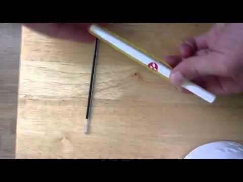 How to make a slingshot pen