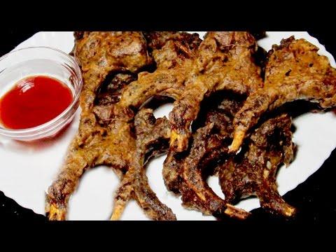 Fried Chops - Lamb/Mutton Recipe - Eid Special Recipe