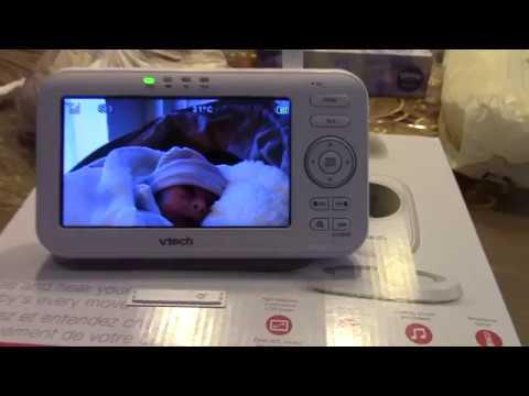 Vteck VM5251 Baby Monitor & Camera Review