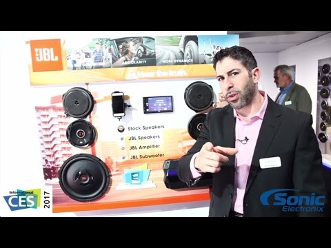 Why Upgrade Your Car Audio Equipment? Stock vs Aftermarket Comparison   JBL   CES 2017