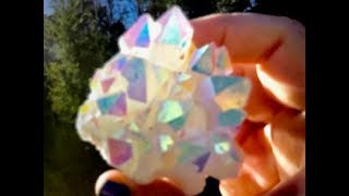 REAL UNICORN GEM FOUND ON CLYDESDALE HORSE ADVENTURE..EPIC!!