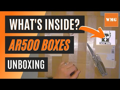 AR500 Body Armor Unboxing - 5.11 Rush 24 Pack & More Gear - WhatsMyGear.com - Gear Review