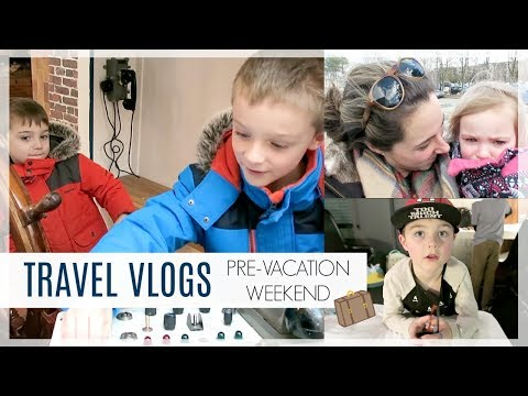 Travel Vlog   Pre Florida Vacation Weekend in Halifax