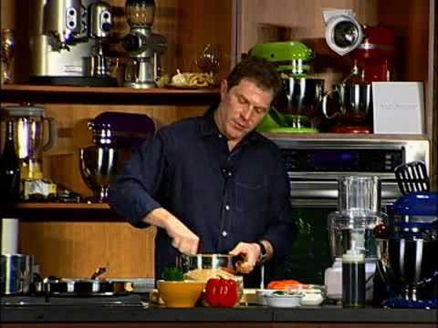 Bobby Flay: Honey-Glazed Salmon | Food & Wine