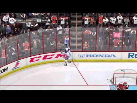 NHL 12 Tips and Tricks: The Basics (Gameplay/Commentary)