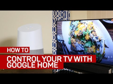 How to control your TV with Google Home