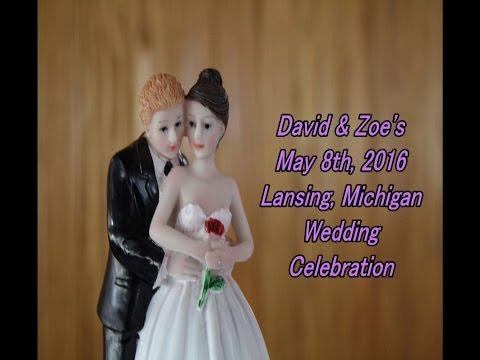 David & Zoe's American Wedding