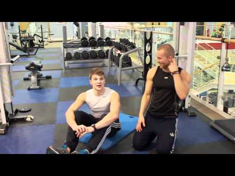 BUILD A STRONG CORE & 6 PACK ABS