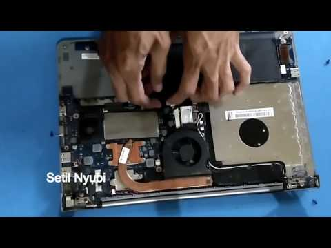 How To Replace Battery on Samsung NP535U4X Laptop