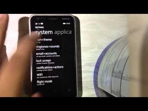 Nokia Lumia 620 Official Cyan Update