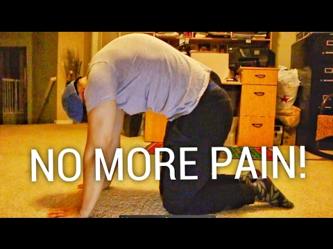 LIFE WITH KYPHOSIS: GETTING RID OF THE PAIN