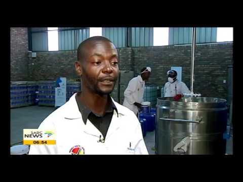 Ekurhuleni youth curb unemployment, produce proudly SA paint brand