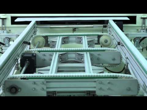 risen's high-quality automatic Solar modules production line