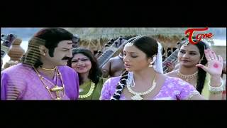 Pandurangadu Comedy Scene | Hot Beauty Tabu Tempts Sunil