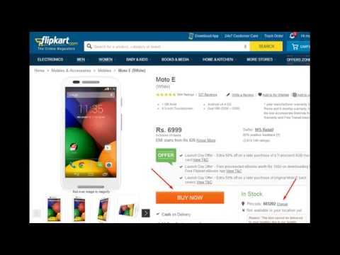 How to Buy on Flipkart  Tips  360p