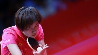 ZEN NOH 2014 WTTTC Highlights: Ding Ning vs Yuka Ishigaki (FINAL)