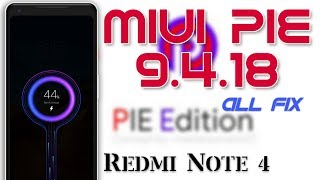 Pie GSI) Redmi Note 7 Port ROM for Treble Support Devices   How to