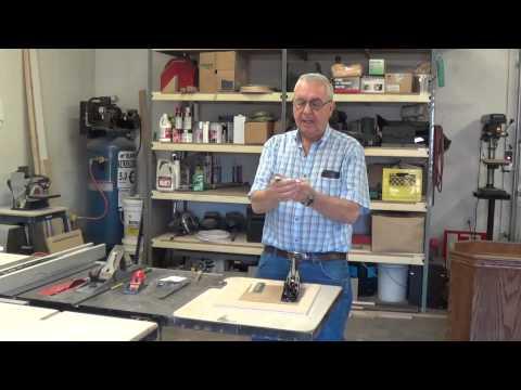 Woodworking Plane Maintenance