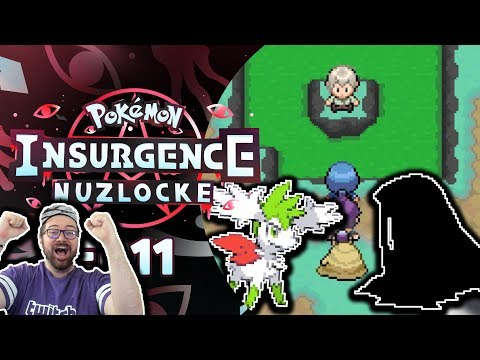 LEGENDARY HELP! WHAT'S IN MY MOUTH?! • Pokemon Insurgence Nuzlocke Ep 11