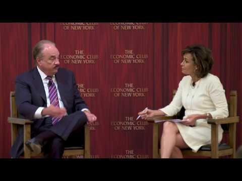 Economic Club NYC - Larry Merlo on Responding to the Opioid Epidemic