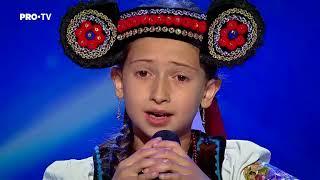 Romanii au talent 2018 - Gabriela Marisol - Doina