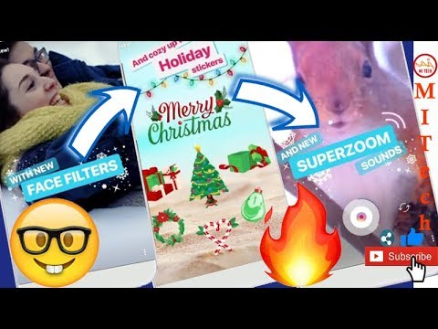 Instagram New😍🤓😎 New GIF Stickers | Stickers and Super Zoom Sounds | How to use ?