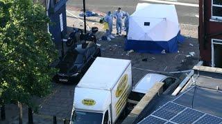 Terror attack near London mosque