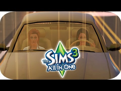 The Sims 3 All In One   Part 33 - Learning to Drive!