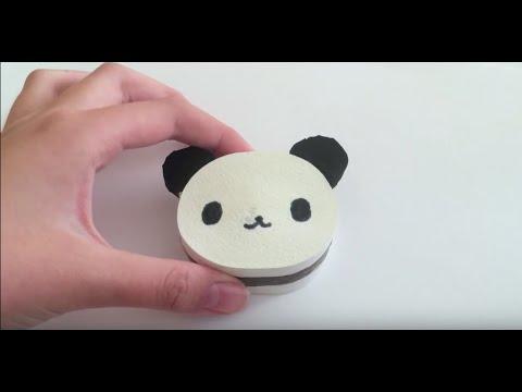 DIY: Cracking Pankunchi Biscuit Squishy