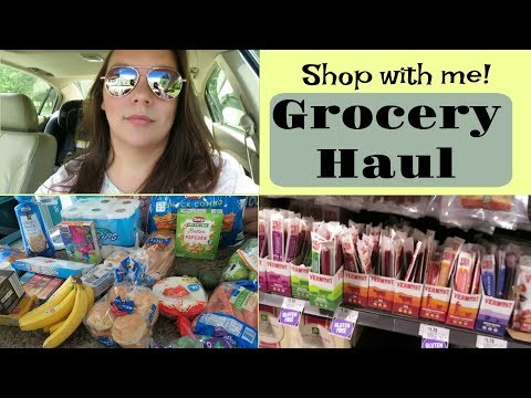Shop With Me- Grocery Haul