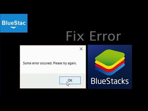 Fix Bluestacks