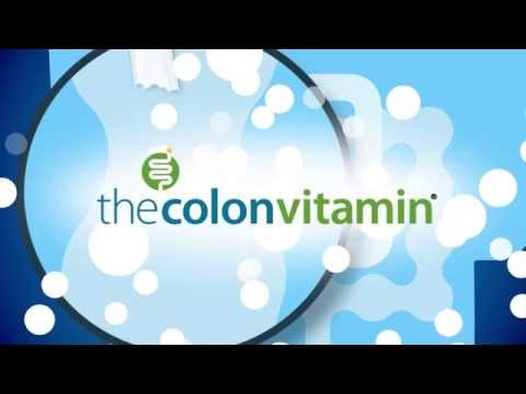 How The Colon Vitamin Works To Promote Colon Health