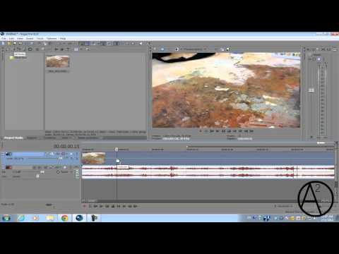 Sony Vegas Pro 12: Slow/Fast Motion Tutorial