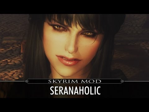 Skyrim Mod Feature: Seranaholic