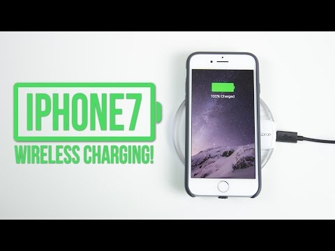 Wireless Charging on iPhone 7 / 7 Plus!?