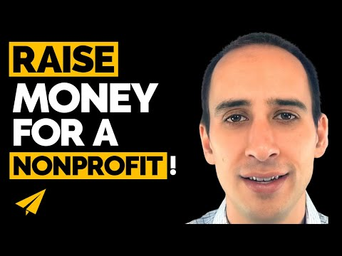 Finance Tutorial - How to raise funds for a non-profit organization - Ask Evan
