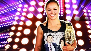 Ronda Rousey Is Joining The WWE