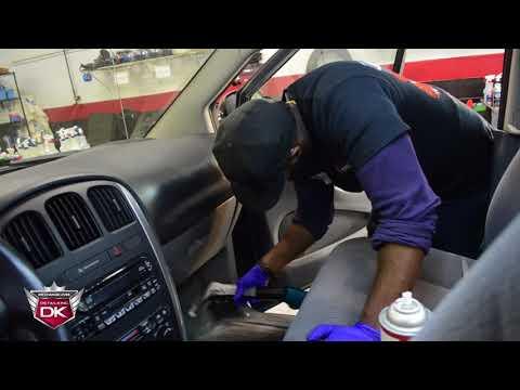 How To Clean & Detail a Very Dirty Soccer Mom's Mini Van Car