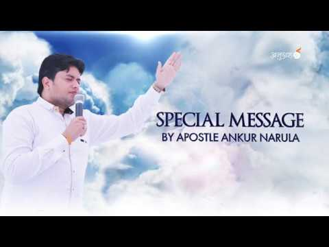Words Spoken By You Decide Your Destiny- Special Message By Apostle Ankur Narula