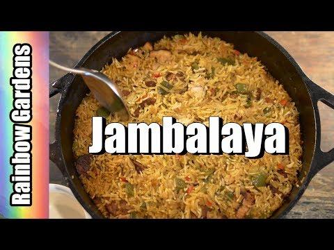 4K Jambalaya Recipe, How to Make Jambalaya - Harvest Peppers, Herbs, & More!