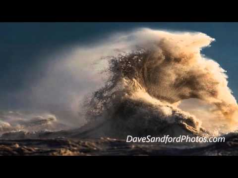 Photographer Dave Sandford Captures Power of Lake Erie
