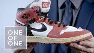 b3709b46edfe The Rare PEs Nike Made for an Injured Michael Jordan