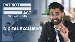 Hasan Applies For A Job At The CIA | Patriot Act with Hasan Minhaj | Netflix