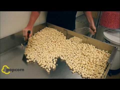 Making Gourmet Popcorn at Popcorn Junction