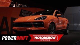 2020 Porsche Cayenne Coupe: The X6 effect : IAA 2019 : PowerDrift