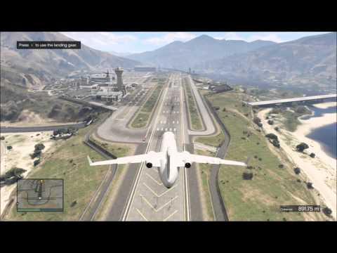 San Andreas Flight School #2: Engine Failure