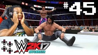 WHAT JUST HAPPENED?!?! — WWE 2K17 MyCareer #45